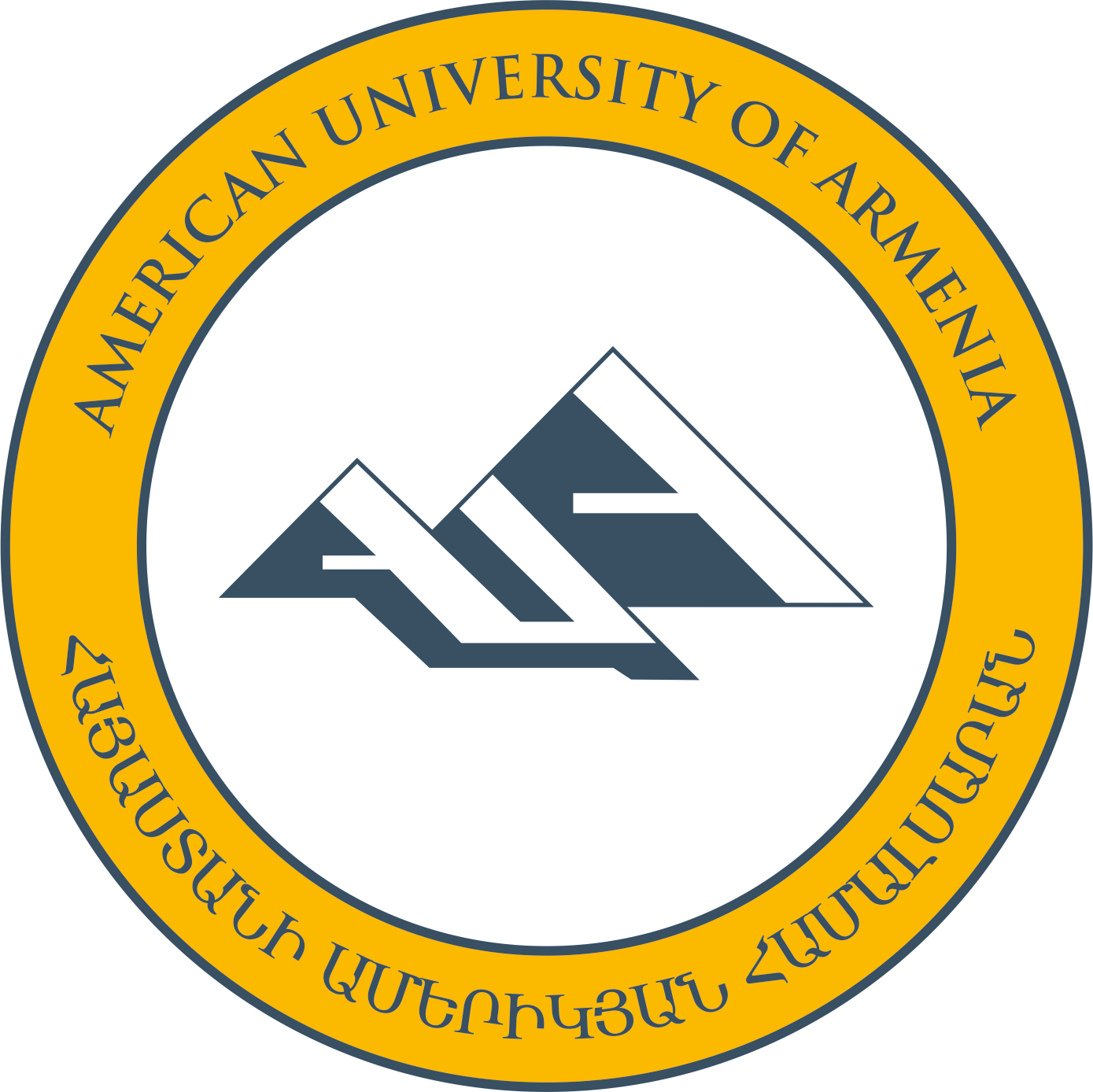 American University of Armenia (AUA) Logo