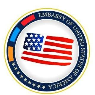 The Embassy of the United States of America in Armenia Logo