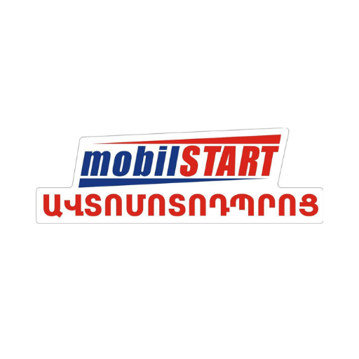 ՄոբիլՍտարտ Ավտո-մոտո Դպրոց Logo