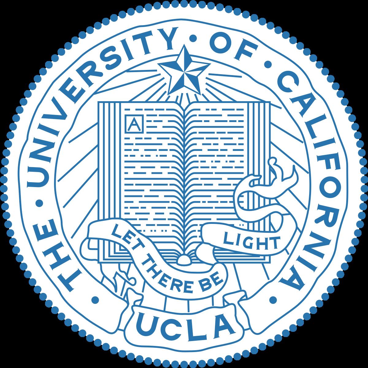 University of California, Los Angeles (UCLA) Logo