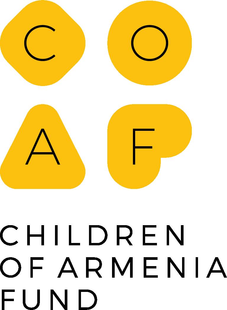 Children of Armenia Fund (COAF) Logo