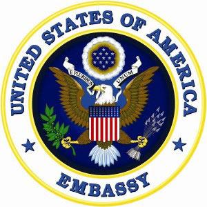 U.S. Embassy in Bahrain Logo