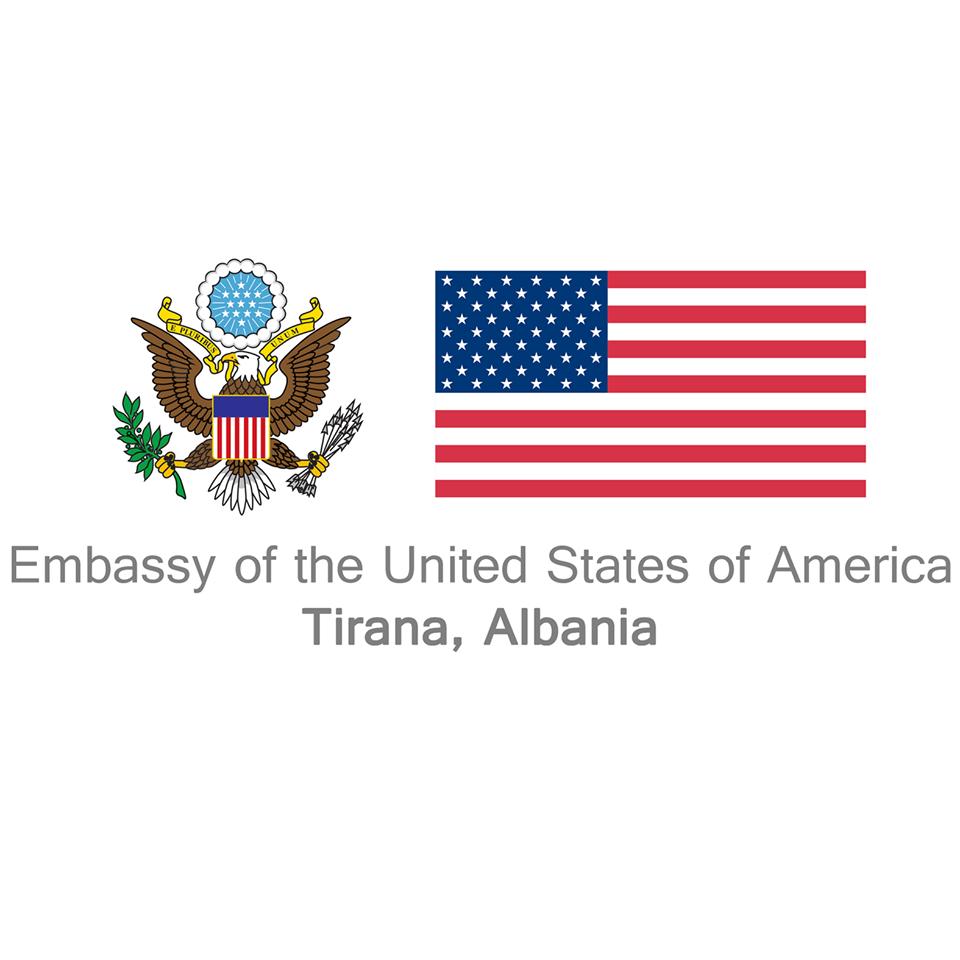 U.S. Embassy in Albania Logo