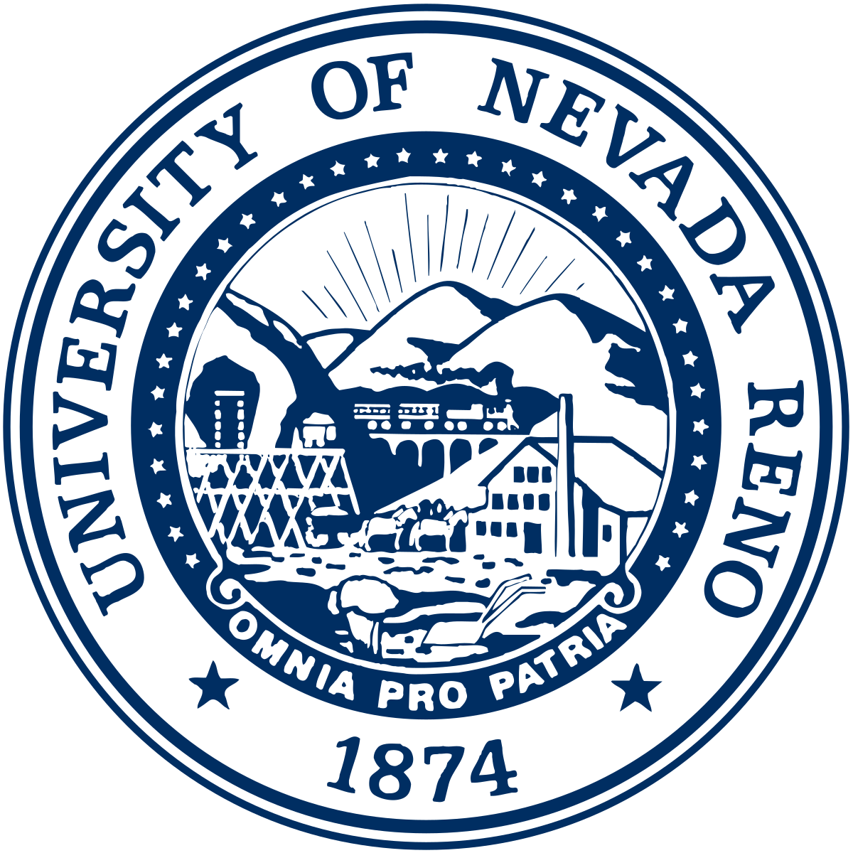 University of Nevada Logo