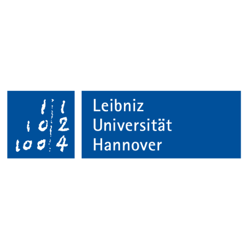 Leibniz Universität Hannover (Leibniz University of Hannover) Logo