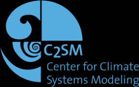 Center for Climate Systems Modeling (C2SM) Logo