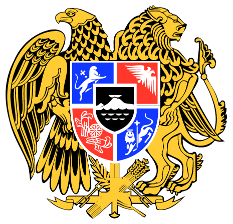 The Government of the Republic of Armenia Logo