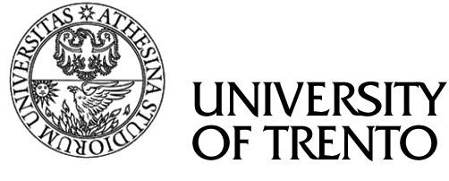 University of Trento Logo