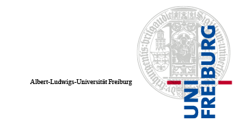 University of Freiburg (Albert Ludwig University of Freiburg) Logo