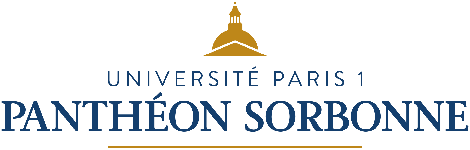 Pantheon-Sorbonne University Logo