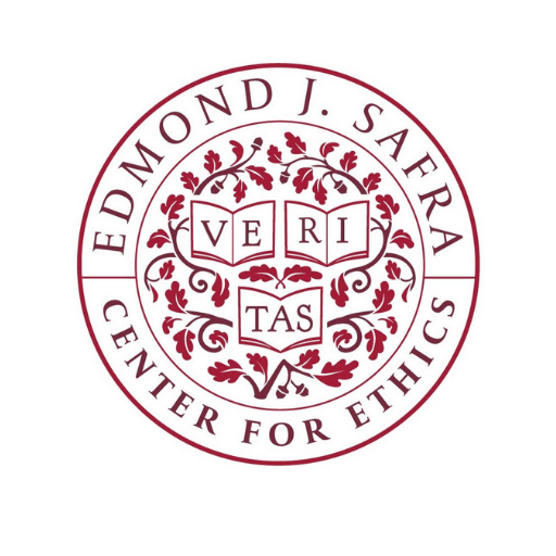 Edmond J. Safra Center for Ethics Logo