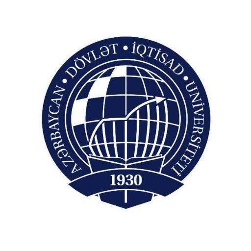 Azerbaijan State Economic University Logo