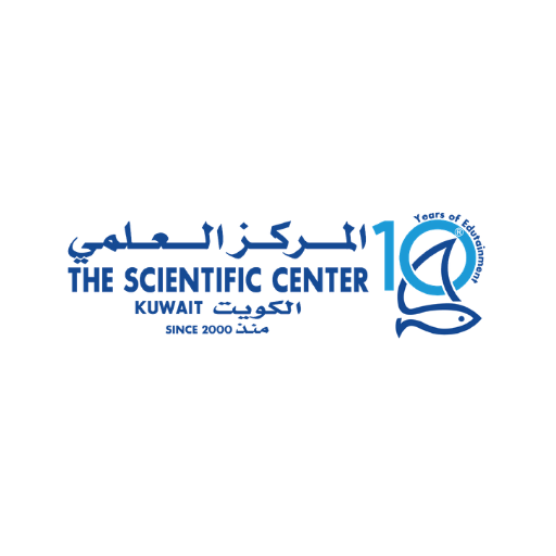 The Scientific Center of Kuwait (TSCK) Logo