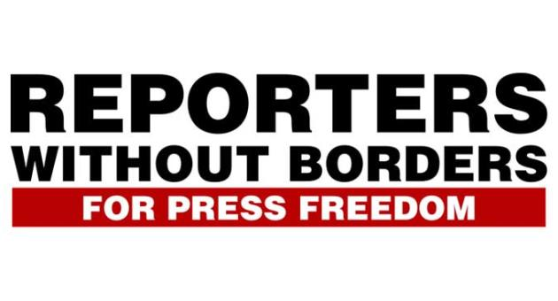 Reporters Without Borders Logo